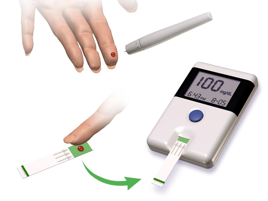 Тест за гликиран хемоглобин и инсулин