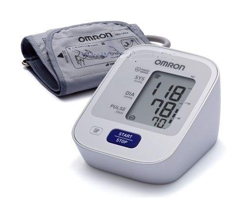 уред за измерване на кръвно налягане, omron